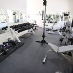 Gymnasium at Donkin Country House, Beaufort West AccommodationDonkin Country House