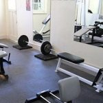 Gymnasium at Donkin Country House, Beaufort West Accommodation