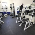 The gym at Donkin Country Guest House Accommodation Beaufort West