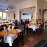 The restaurant at Donkin Country guest house accommodation in Beaufort West